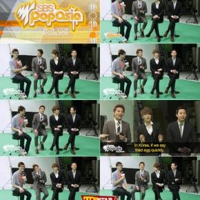 [TRAD] 130717 Les JYJ dans une émission australienne : «Rencontre avec leurs fans australiens.»