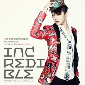 "[VIDSubEng] 130715 JunSu : Vidéo d'introduction pour ""INCREDIBLE""(Mnet)."
