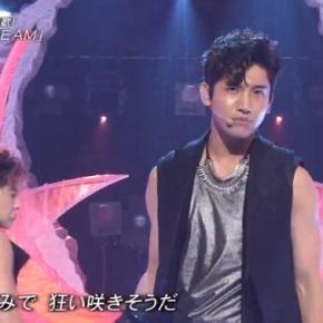 [VID] 130906 Tohoshinki – «Scream» (Live @ MusicDragon)