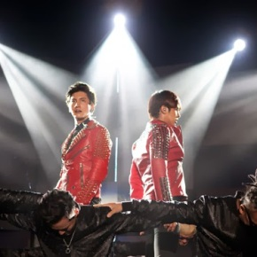 [PIC] 131019 Site officiel TVXQ – Staff Diary Update – Photos du fanmeetingCassiopeia
