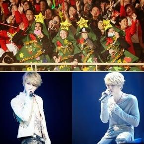[NEWS] 131209 Kim Jae Joong de JYJ enflamme la Chine avec son premier concert solo àNanjing