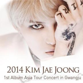 [PHOTO] 140106 Poster du concert de Jaejoong àGwangju