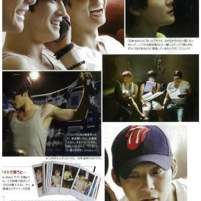 [SCANS] 140917 JYJ pour le magazine 'JoseiSeven'