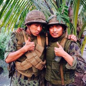 [PIC] 141218 Yunho – Anciennes photos sur le tournage de 'ODE TO MY FATHER' (International Market) en Thaïlande