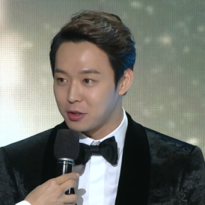 [VID+TRAD] 141231 Yoochun reçoit les '10's Star Award' & 'Top Male Excellence Award for Mini Series' pour le drama '3 Days' aux '2014 SBS DramaAwards'