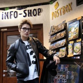 [PIC] 141202 Jaejoong – Autres photos de Jaejoong en Autriche pour 'bnt'