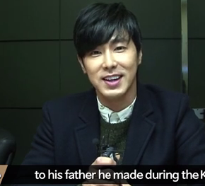 [VID] 141211 Message de Yunho pour « Ode To My Father » (International Market)