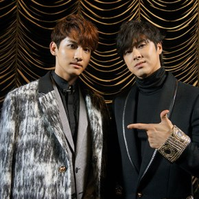 [PIC + TRAD] 141231 Tohoshinki – Bigeast Staff report : bonne année!