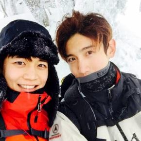 [PIC] 150105 Facebook TVXQ! – Le nouvel an de Changmin etMinho