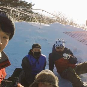 [PIC] 150107 Yoochun sur le twitter de BrickChoi