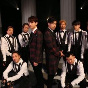 [PIC] 150225 Tohoshinki fera une apparition dans l'émission 'MusicFair'