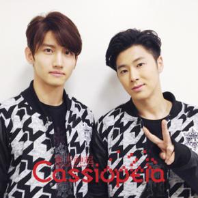 [PIC + TRAD] 150208 Site Officiel de TVXQ – From Star – à propos des concerts deFukuoka