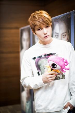 [PIC] 150331 Jaejoong – Interview avec 'SINA'