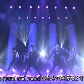 [VID] 150314 Tohoshinki – «Spinning» Live au MusicFair