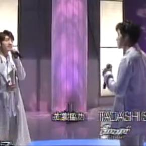 """[VID] 150307 Tohoshinki – Preview de la performance dans l'épisode de la semaine prochaine de l'émission """"MUSIC FAIR"""" de Fuji TV (diffusion le 14mars)"""