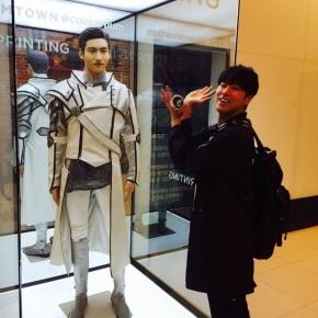 [PIC + TRAD] 150421 Yunho sur l'instagram deLeeteuk
