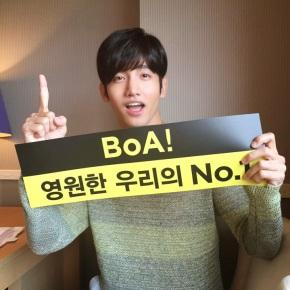 [PICS] 150514 TVXQ soutiennent le comeback deBoA