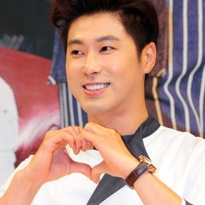 [PIC] 150629 Yunho à la conférence de presse de 'I OrderYou'