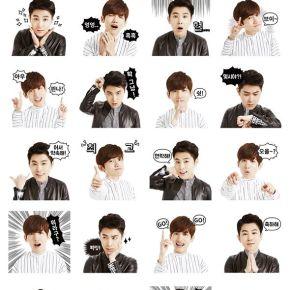 [INFO] 150611 Stickers LineTVXQ!