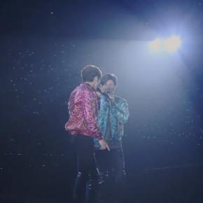 [VID] 150613 Tohoshinki Live Tour 2015 ~ WITH~ Diffusion sur FujiTV