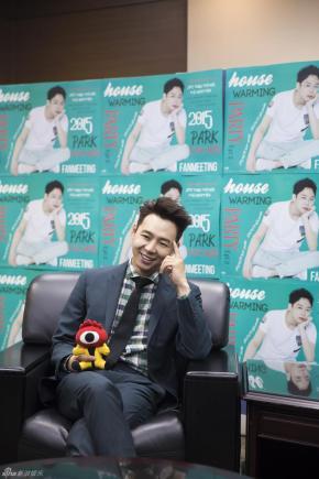 [PIC] 150609 Interview de Yoochun pourSINA