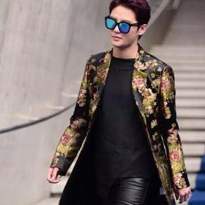 [PIC+VID] 151019 Junsu à la 'HERA Seoul Fashion week S/S2015'