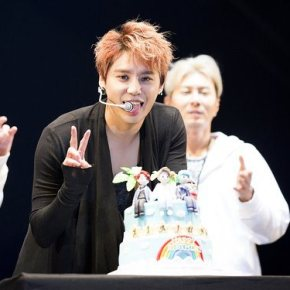 [PIC] 151205 Junsu '2015 XIA 4th ASIA TOUR CONCERT IN TAIPEI' (jours1+2)