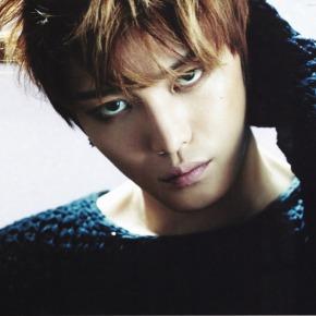 [SCANS] Kim Jaejoong – 2ème album'NO.X'