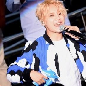 [INFO] 160531 Junsu – Son showcase XIGNATURE sera entièrement diffusé sur 1theK(Youtube)