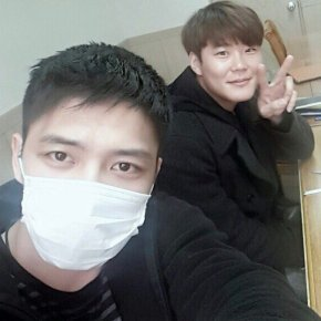 [PIC+TRAD] 170106 Jaejoong – JYJ LINE : 7ème jour depuis son retour duservice