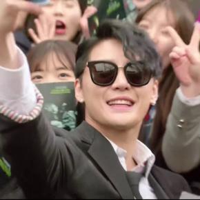 [PIC+VID+TRAD] 170116 Junsu apparaît dans le drama 'Introvert Boss' detvN