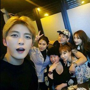 [PIC] 170223 Jaejoong sur divers comptesInstagram