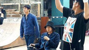 [PIC] 170220 Ancienne photo de Yoochun sur le tournage de 'LucidDream'