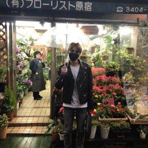 [PIC+TRAD] 170315 Jaejoong à Tokyo, sur JYJ LINE(Japan)