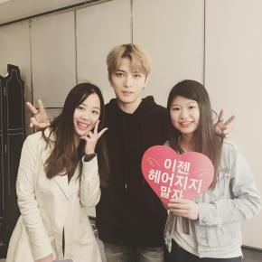 [PIC] 170326 Jaejoong sur l'Instagram de 'yoki_0306_yoki'
