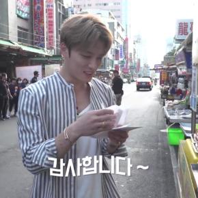 [VID] 170428 V LIVE : Jaejoong – «Le bonheur de 10 000₩» (le voyage culinaire de JJ) in Taiwan ; épisode 1 (engsub)