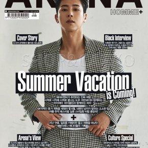 [INTERVIEW] Yunho pour le magazine 'ARENA Homme+' (n° de juin 2017) (+ photos HQ &vidéo)