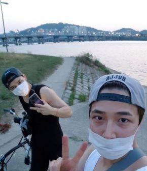 [PIC] 170618 Jaejoong sur l'Instagram de 'faceinbeat'