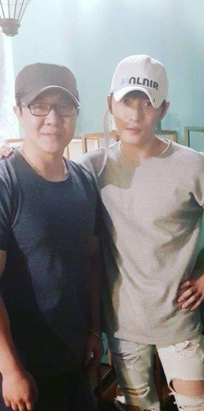 [PIC] 170621 Jaejoong sur l'Instagram de 'ghm_ceo'