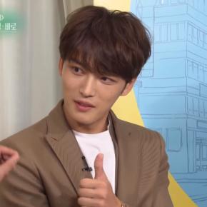 [VID] 170818 Jaejoong dans l'émission 'Entertainment Weekly' avec les acteurs de 'Manhole'