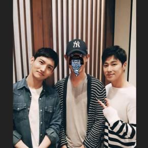 [PIC] 170821 TVXQ! sur l'Instagram de 'jaay_kim'