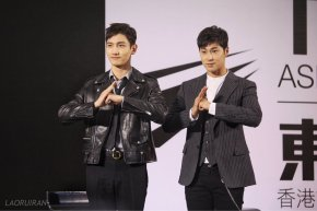 [PIC] 170822 TVXQ! ASIA PRESS TOUR in Hong Kong – conférence de presse