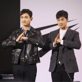 [PIC] 170822 TVXQ! ASIA PRESS TOUR in Hong Kong – conférence depresse