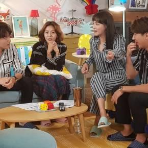 [VID] 170809 Jaejoong – V LIVE : Interview avec l'équipe de 'Manhole'