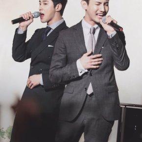 [PIC] 170910 TVXQ! au mariage de l'un de leurs danseurs (partie2)