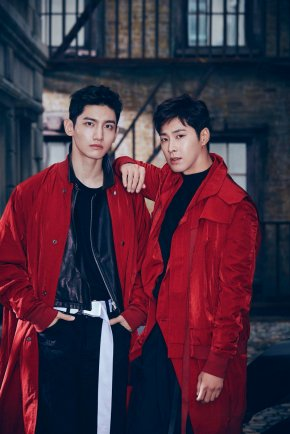 [INFO] Le groupe Tohoshinki interprétera « Reboot », OST du drama japonais 'Tomorrow's Promise (明日の約束)'