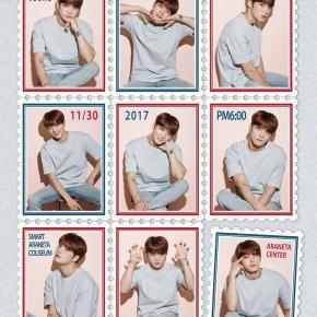 [INFO] '2017 KIM JAE JOONG ASIA TOUR FANMEETING' Taipei +Manille