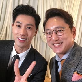 [PIC] 171030 Yunho Sur l'Instagram de Han SukJoon
