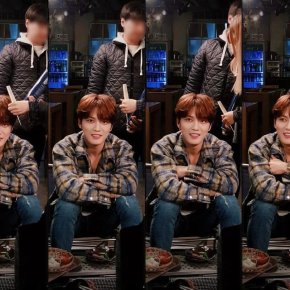 [INFO+PIC] 171031 Jaejoong sur l'Instagram de la C-JeS ('New Late Night E News'(SBS))