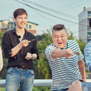 [VID] TVXQ! dans l'émission 'Let's Eat Dinner', épisode 53 (engsub)